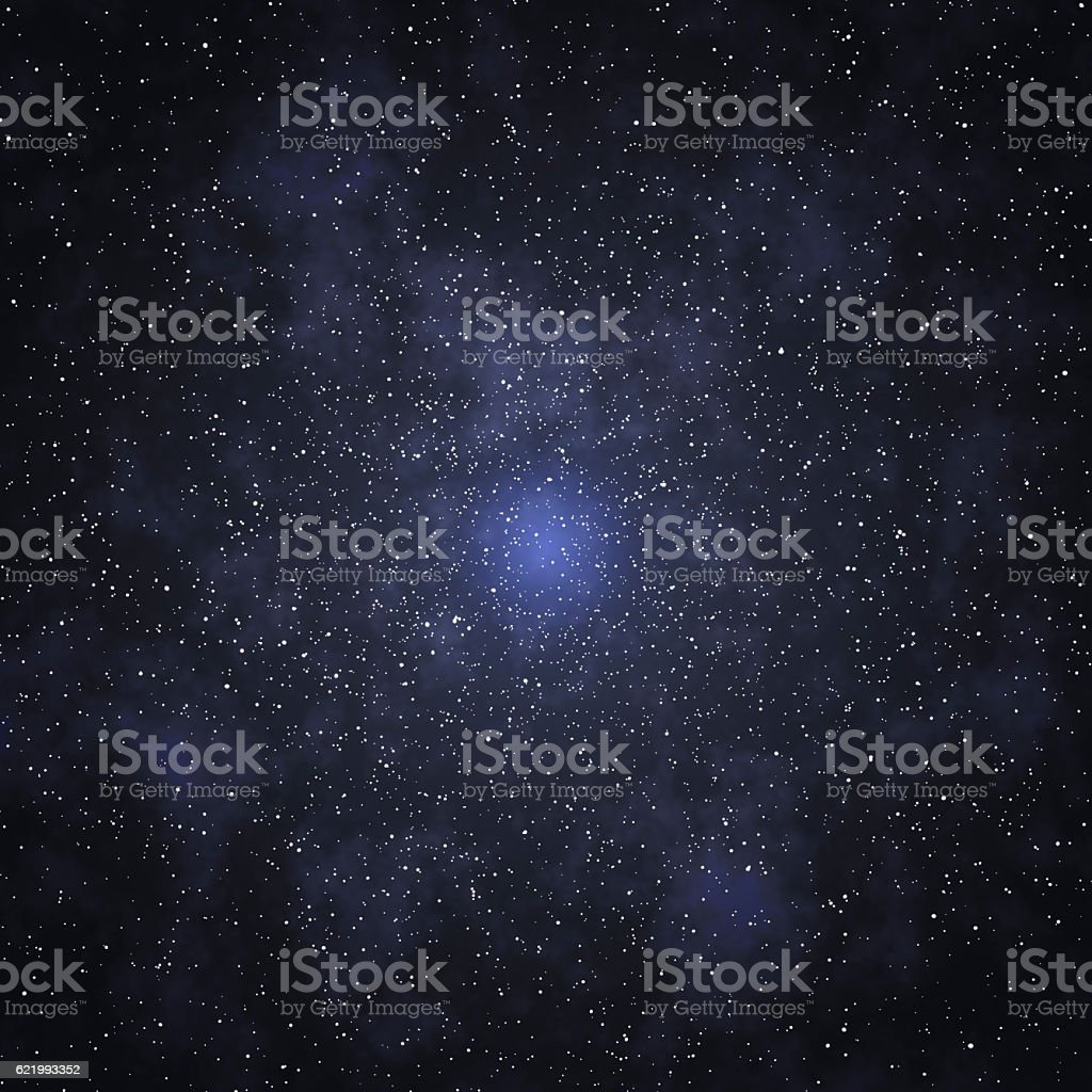 Stars, Space Universe stock photo