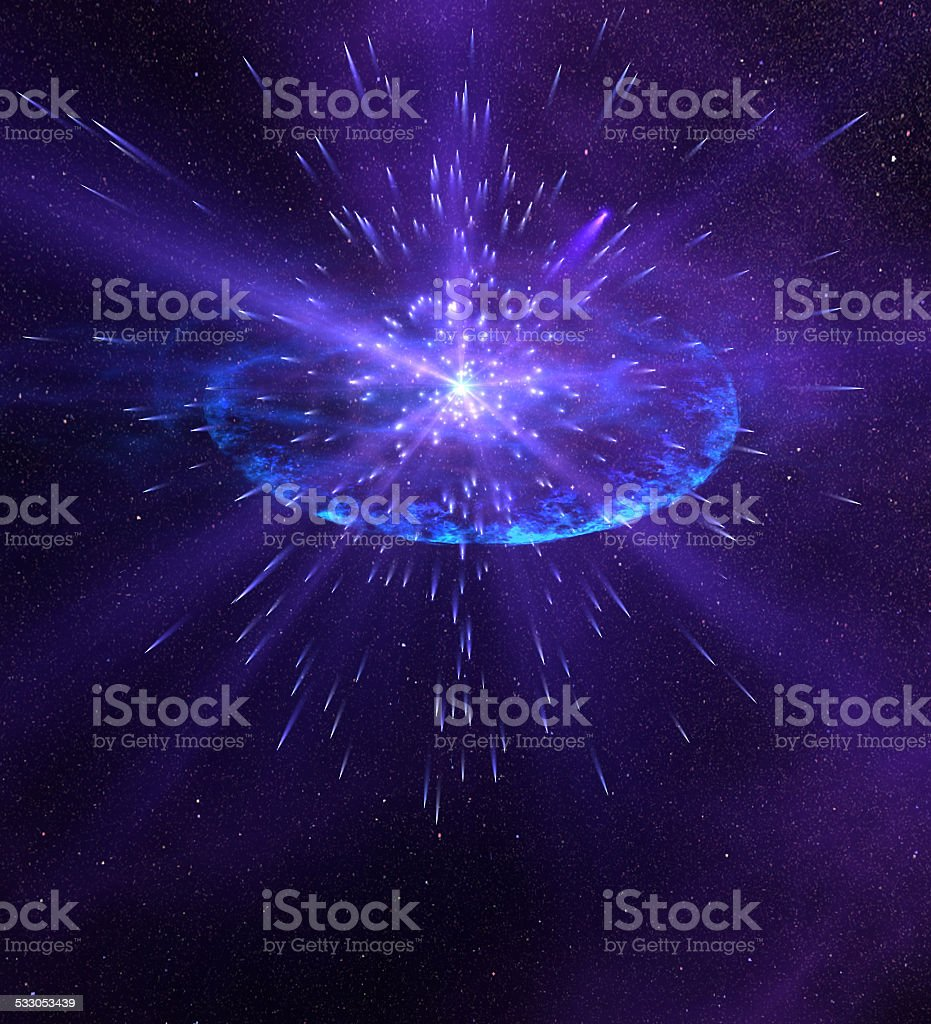 stars twinkling up in the space, stars background stock photo