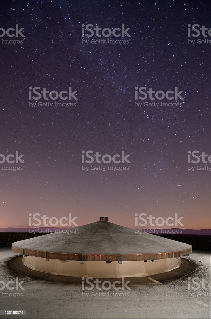 Starscape stock photo
