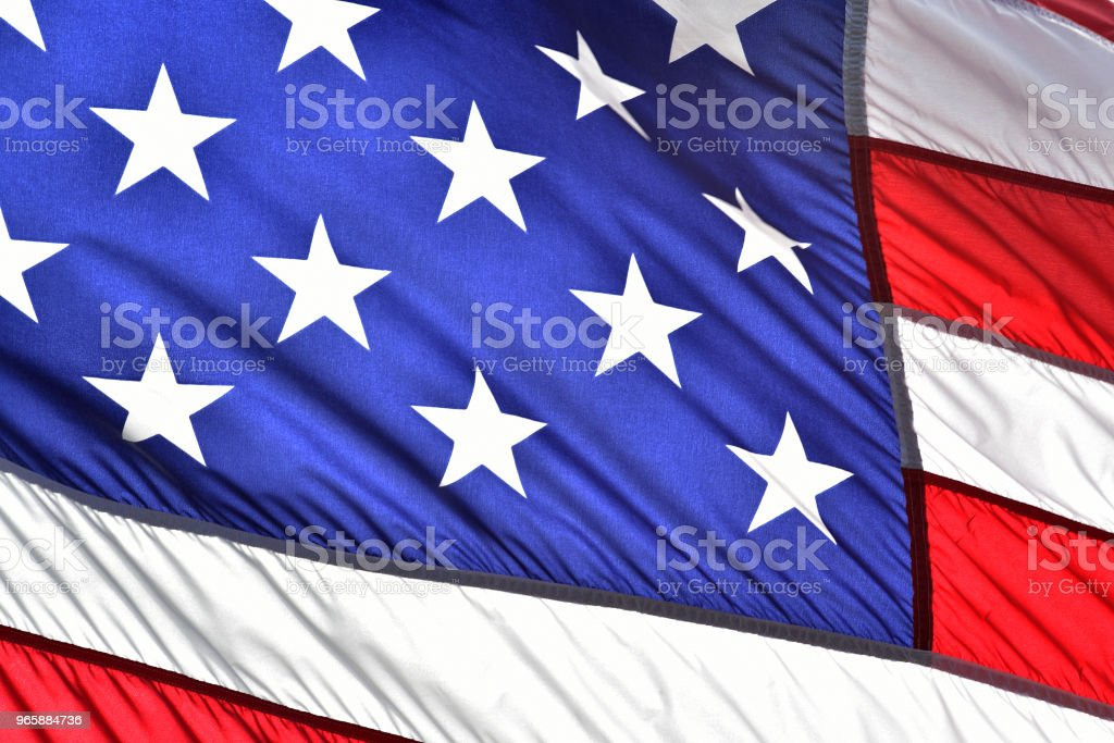 Star-Spangled Banner - Royalty-free American Culture Stock Photo
