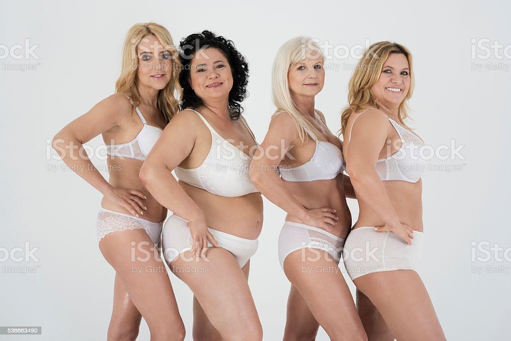 Mature body pics