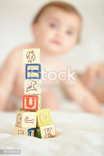 istock Start building on your child's future today 187033426