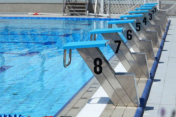 Royalty Free Olympic Swimming Pool Pictures Images And Stock Photos Istock