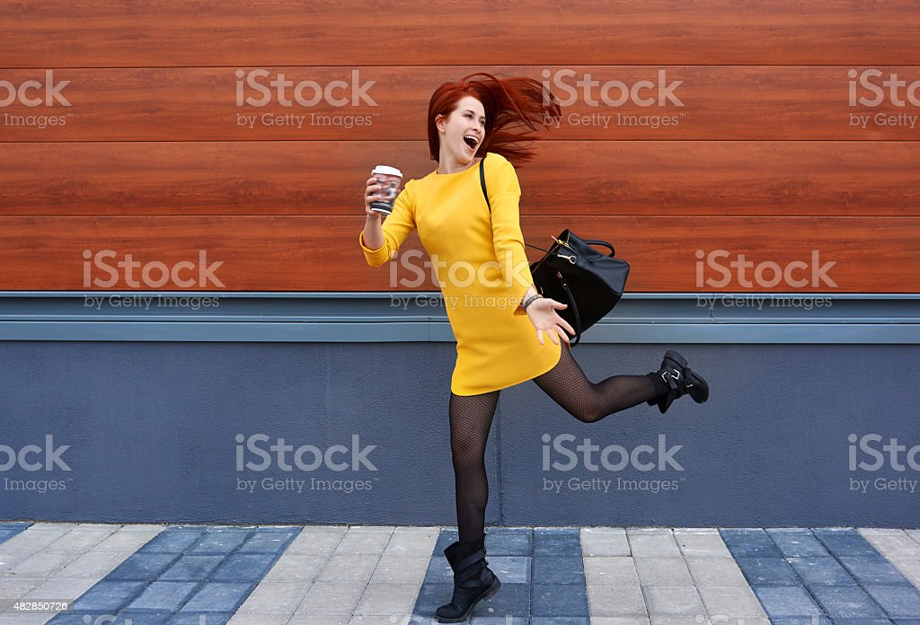 start my day with energy stock photo