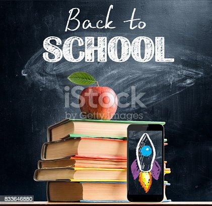istock Start of a school year 833646880