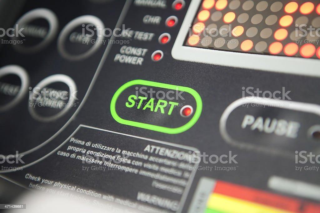 Starten Sie – Foto