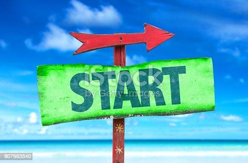 istock Start 807963540