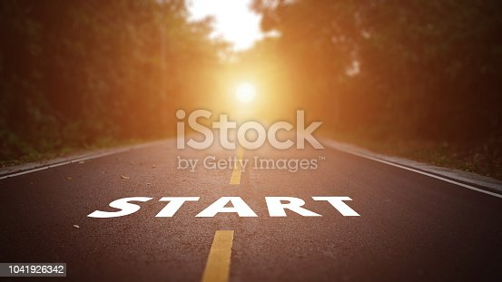 Start point meaning that to start your life, start new thing or opportuneity.
