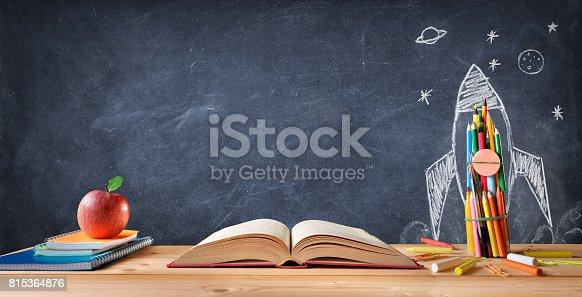 istock Start School Concept 815364876