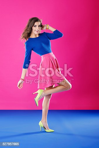 istock Start thinking positive about your life! 527957665