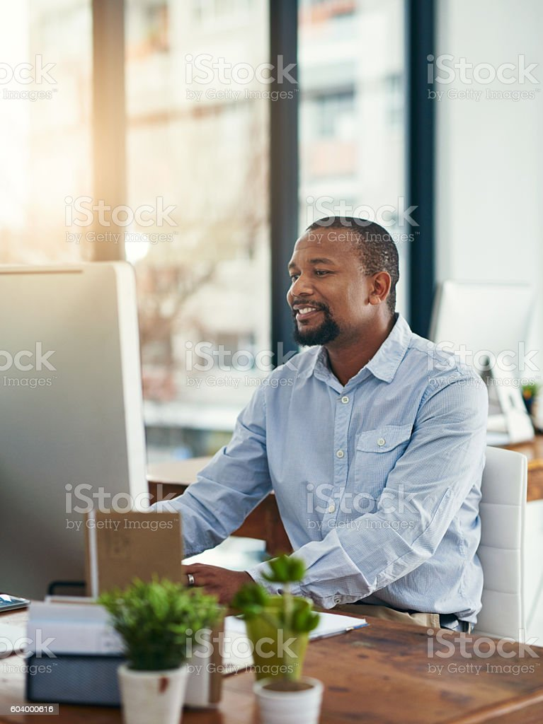 Start with something, end with everything stock photo
