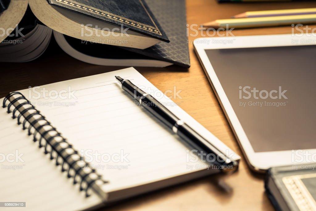 Schreiben – Foto