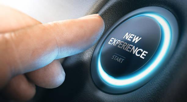 beginn einer neuen erfahrung oder business - neue abenteuer stock-fotos und bilder