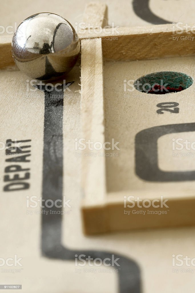 Starting out - concept royalty-free stock photo