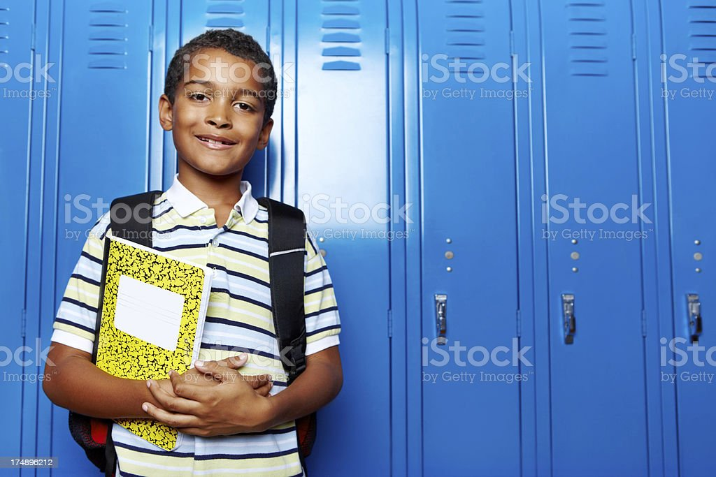 Starting out well in life - Education stock photo