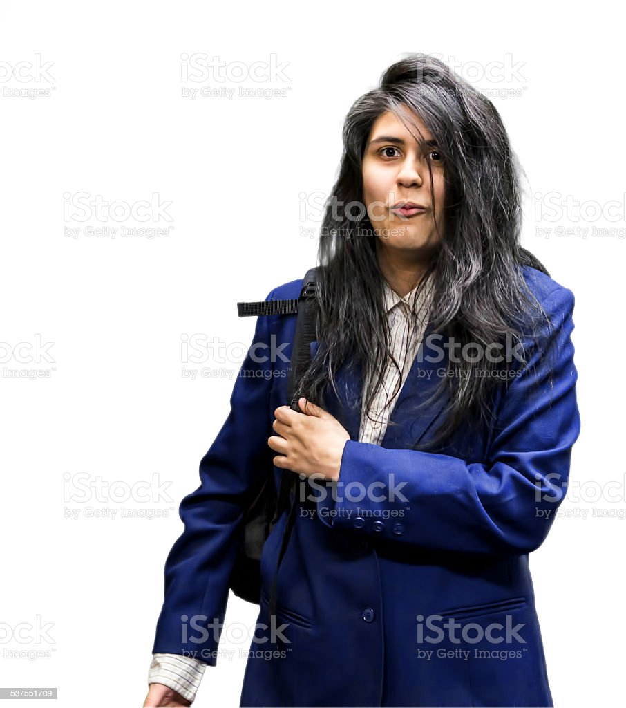 Startled Latina Teen Girl Stock Photo  More Pictures Of 2015  Istock-4150