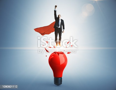 istock Startup and idea concept 1090601112