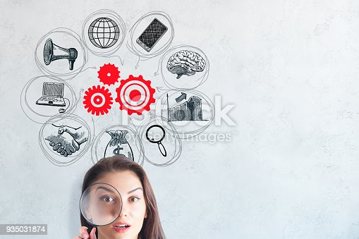 istock Startup and teamwork concept 935031874
