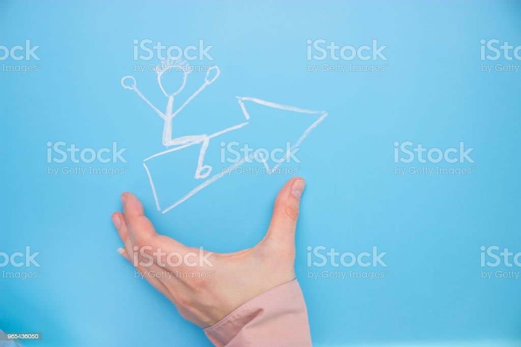 Start-up-Unternehmen und Innovation-Konzept - Lizenzfrei Anfang Stock-Foto