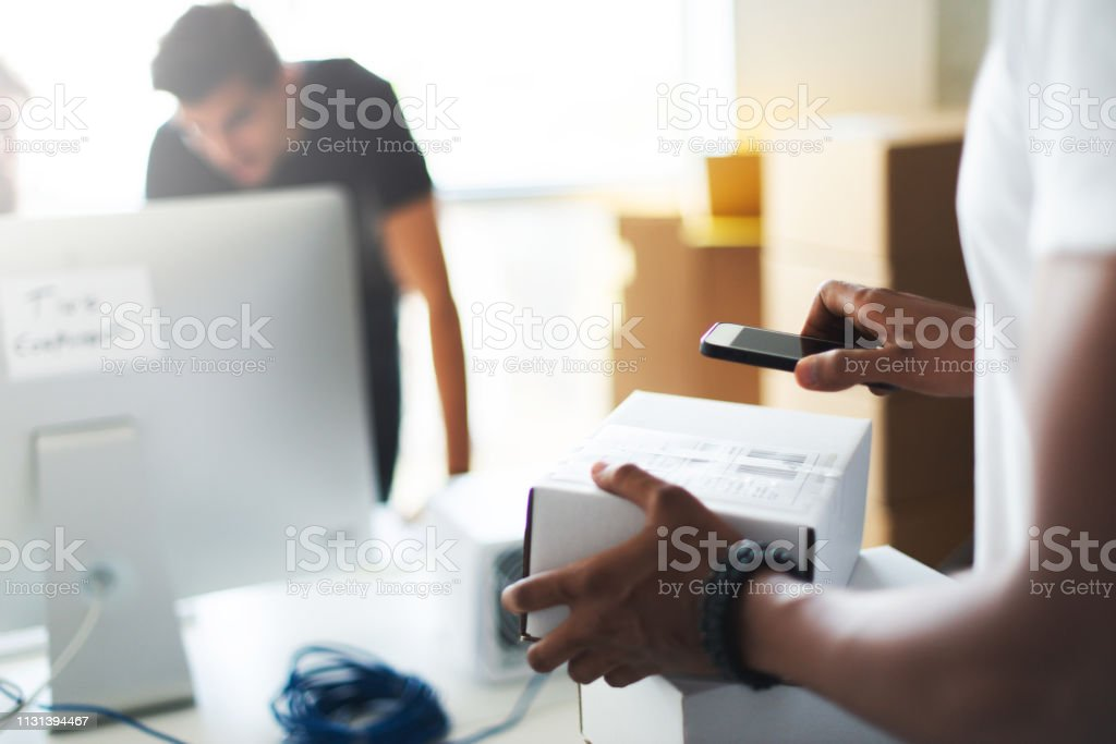 Startup Shipping Company Stock Photo - Download Image Now