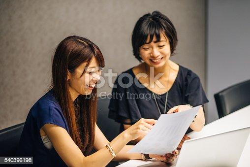 589445574istockphoto Start-up spirit amongst women 540396198