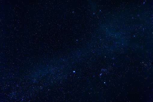 istock Stary night sky 638732886