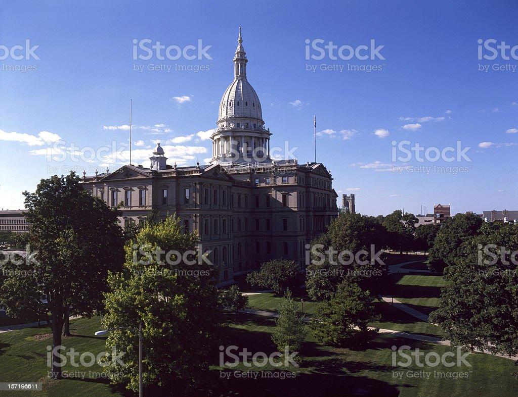 State Capital III royalty-free stock photo