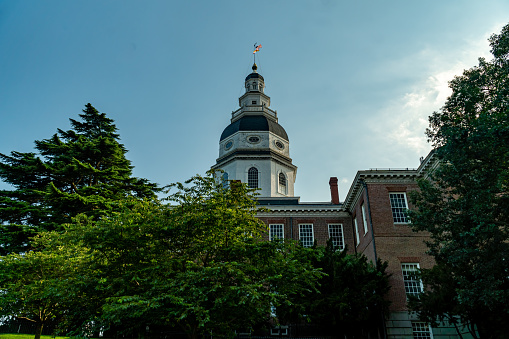 Maryland State House - Annapolis, MD