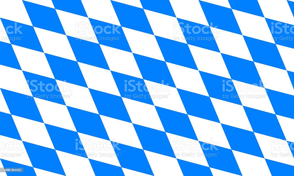 - Flagge von Bayern (Deutschland) – Foto