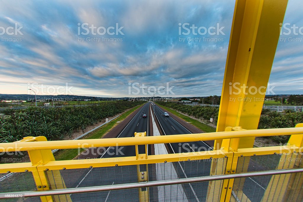 State Highway 16 royalty-free stock photo