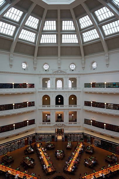 State Library of Victoria in Melbourne