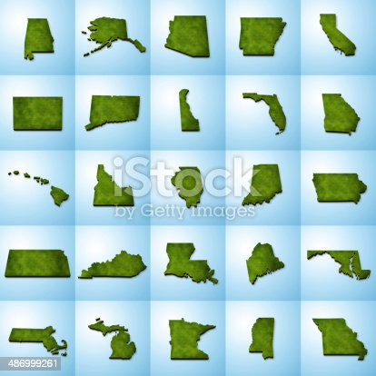 istock US State Maps Set I 486999261