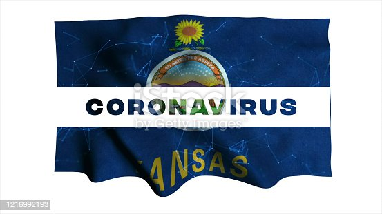 1062171194 istock photo USA State of Kansas Coronavirus News 1216992193