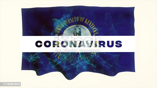 1062171194 istock photo USA State of Kentucky Coronavirus News 1216992903