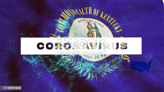 1062171194 istock photo USA State of Kentucky Coronavirus News 1216992935
