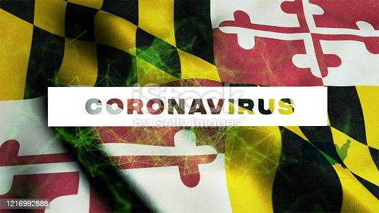 523034278 istock photo USA State of Maryland Coronavirus News 1216992888