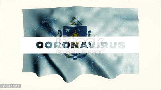 523034278 istock photo USA State of Massachusetts Coronavirus News 1216992293
