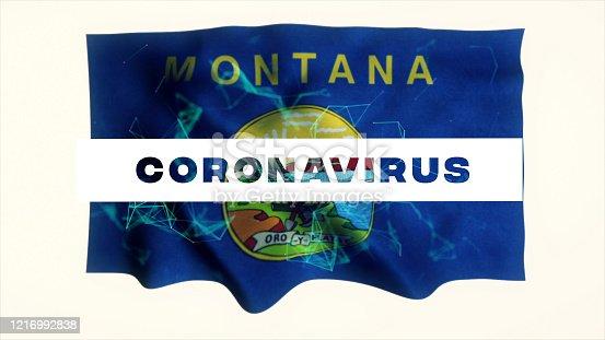 523034278 istock photo USA State of Montana Coronavirus News 1216992838
