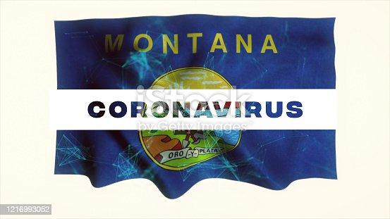 523034278 istock photo USA State of Montana Coronavirus News 1216993052