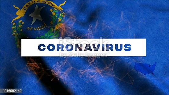 523034278 istock photo USA State of Nevada Coronavirus News 1216992142