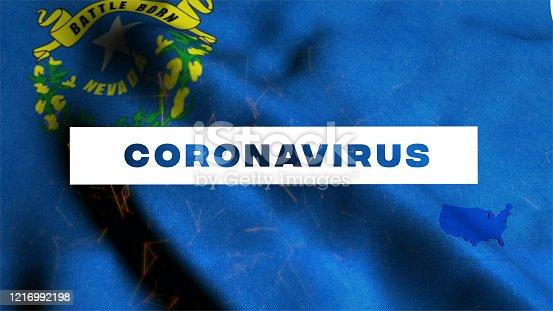 523034278 istock photo USA State of Nevada Coronavirus News 1216992198