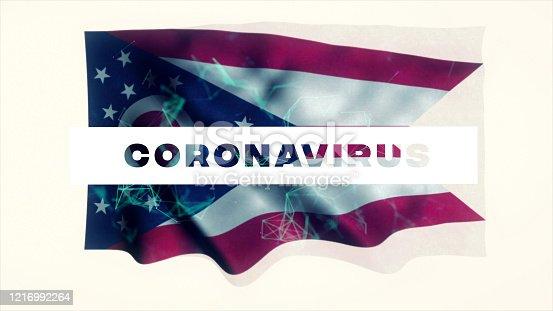 1062171194 istock photo USA State of Ohio Coronavirus News 1216992264