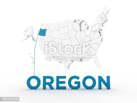 861272646 istock photo USA, State of Oregon 602320200