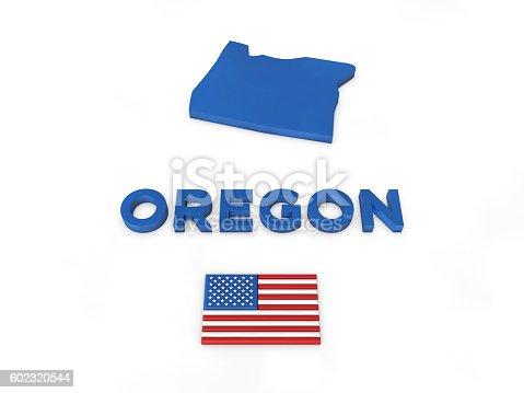 861272646 istock photo USA, State of Oregon 602320544