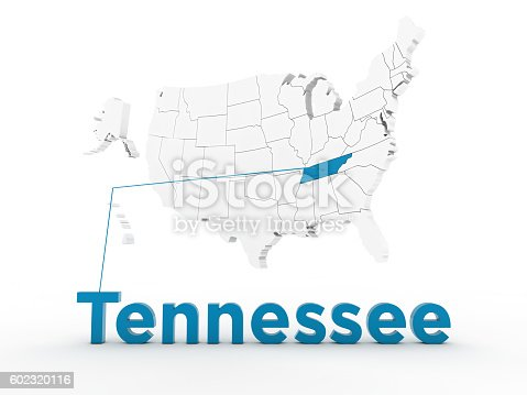 861272646 istock photo USA, State of Tennessee 602320116