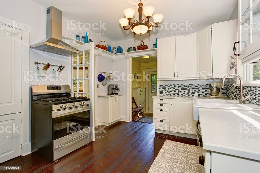 Genial State Of The Art Kitchen With Stainless Steel Appliances ...