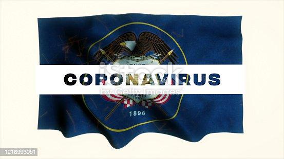 523034278 istock photo USA State of Utah  Coronavirus News 1216993051