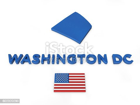 861272646 istock photo USA, State of Washington DC 602320290