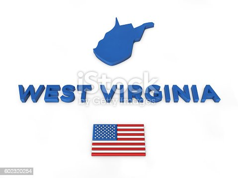 861272646 istock photo USA, State of West Virginia 602320254