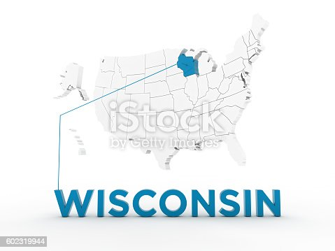 861272646istockphoto USA, State of Wisconsin 602319944